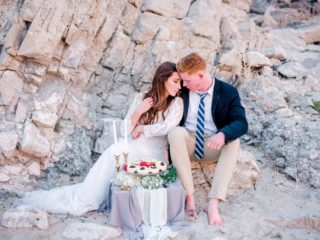 styled shoot wedding decor