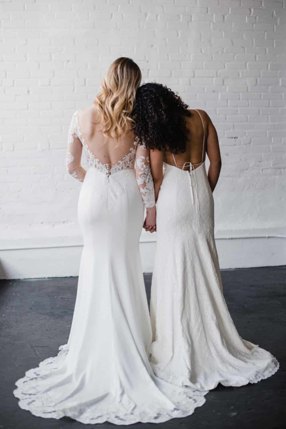 Lyra Veda Bridal Trunk Show, wedding dresses