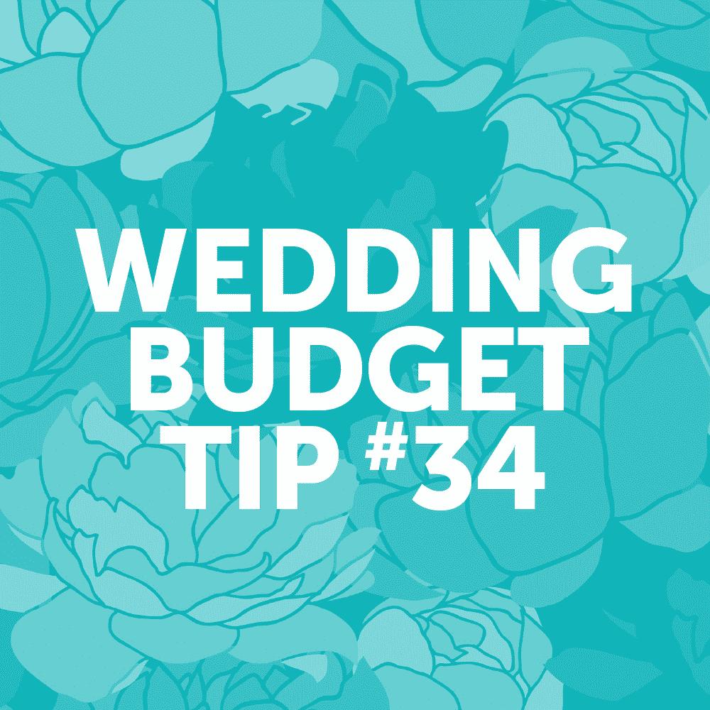 Wedding Budget Tip #34: Consider a Destination Wedding