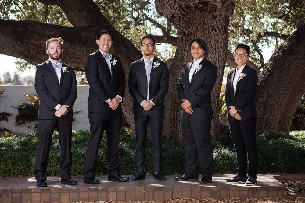 groomsmen syle