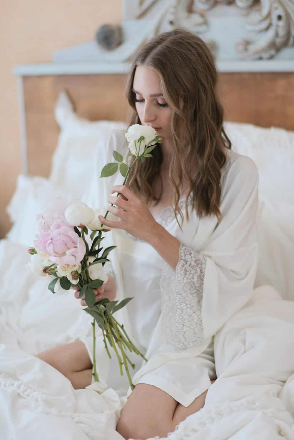 Romantic French Inspired Styled Shoot