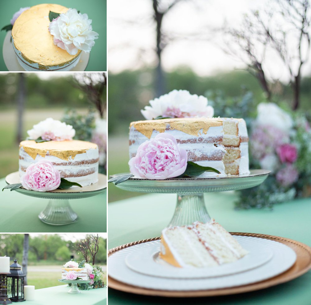 Styled Whimsical Woodland Wedding