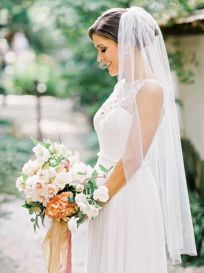 Soft Tulle Bridal Veil