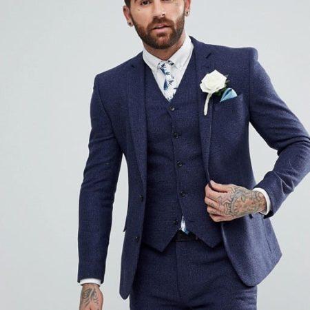 ASOS Design Super Skinny Suit Jacket