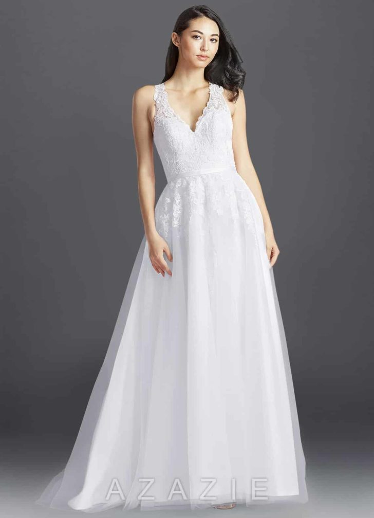 Azazie Leigh Dress