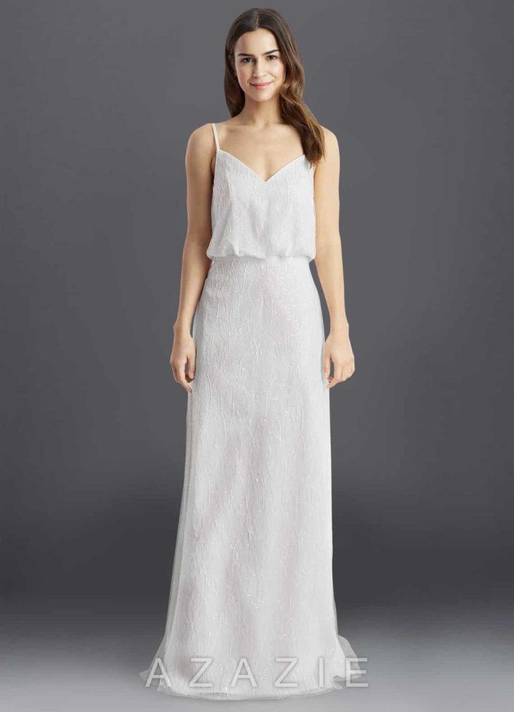 Azazie Winter Dress