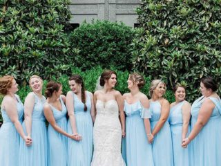 Shop for Affordable Bridesmaids Dresses in The Budget Savvy Bride Shop