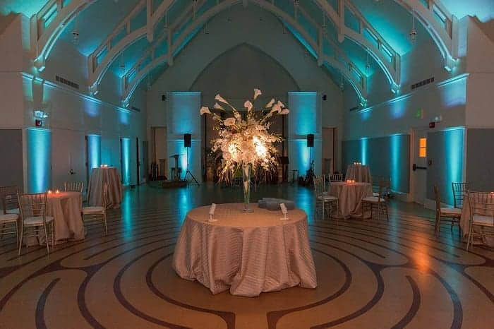 RentMyWedding Uplighting