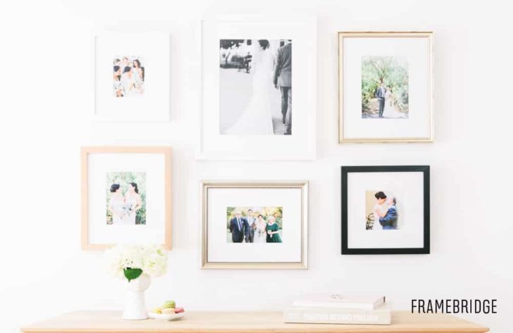 Framebridge - The Easiest Way to Frame Your Wedding Photos