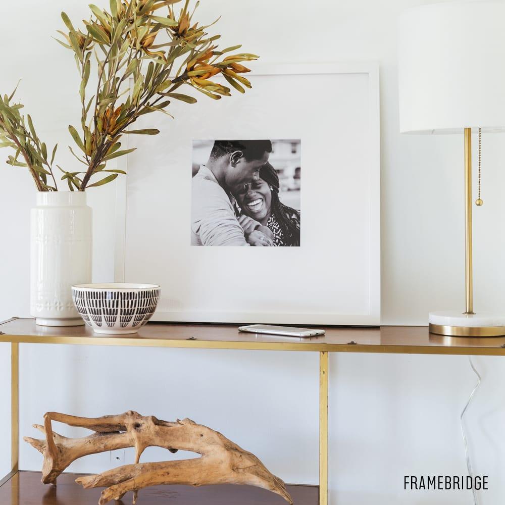 Framebridge - Beautifully framed photos