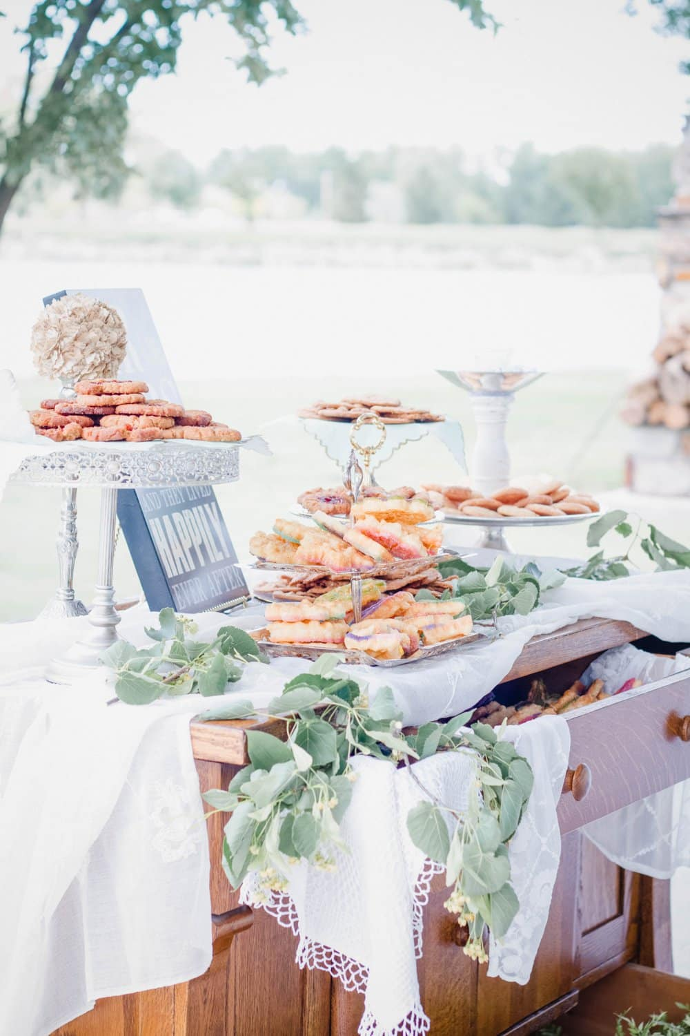 Lakeside DIY Wedding