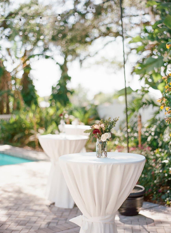 Backyard Wedding in St. Pete