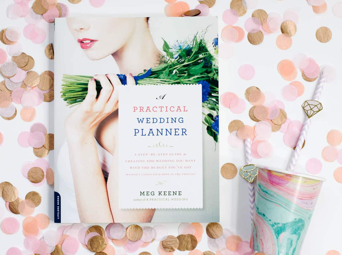 A Practical Wedding Planner • The Budget Savvy Bride Shop