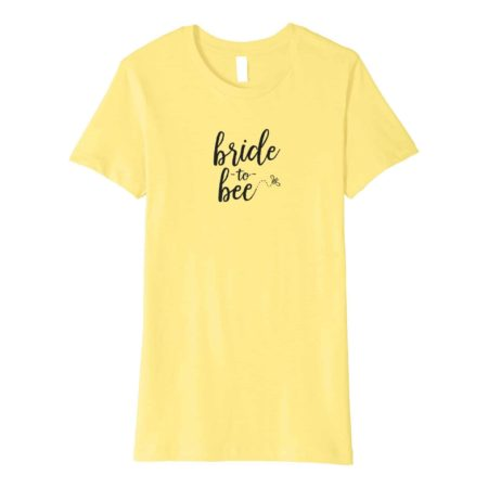 Bride to Bee Bachelorette Party Tee