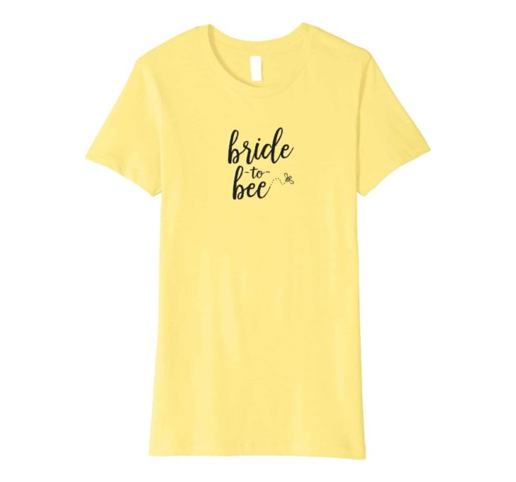 bride to bee tee