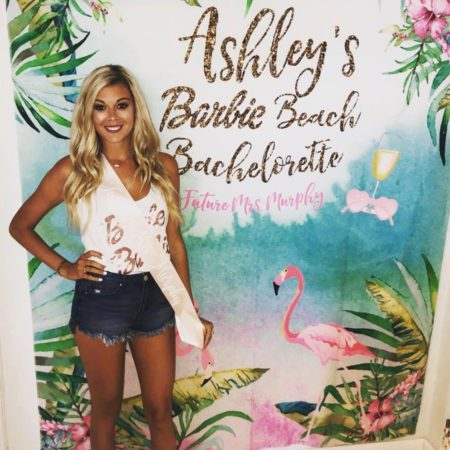 Bachelorette Party Backdrop