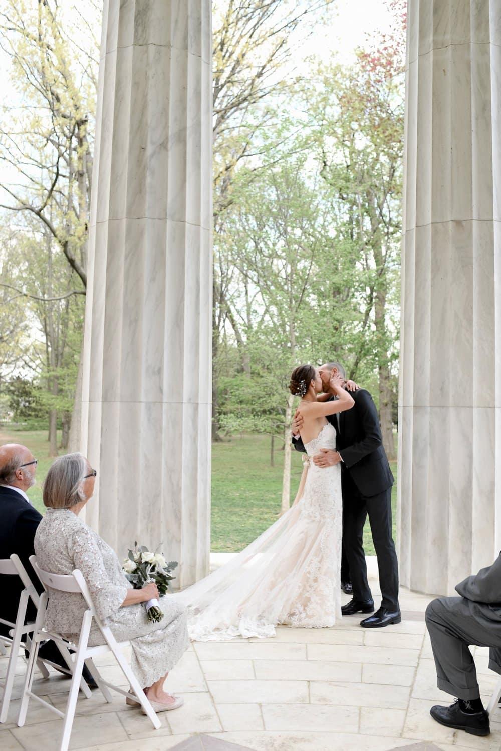 Iconic DC Wedding on a Budget