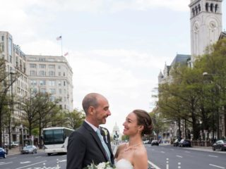 Iconic DC Wedding on a Budget
