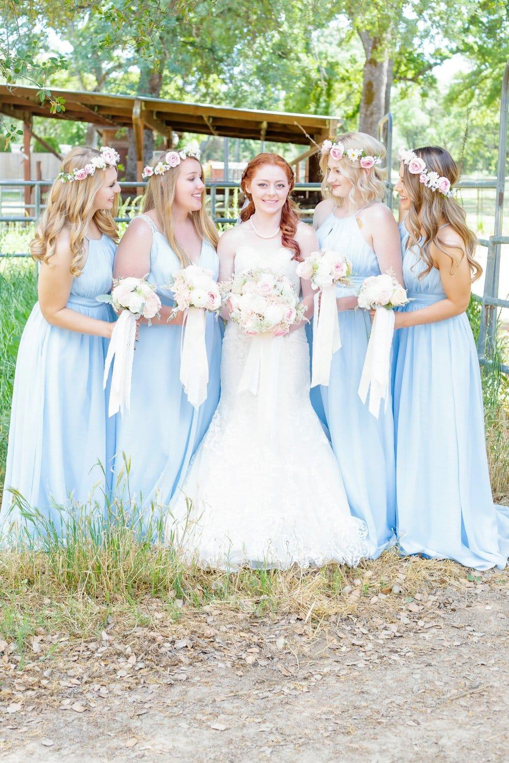 Pastel California Spring Wedding
