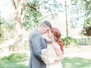 Pastel California Spring Wedding