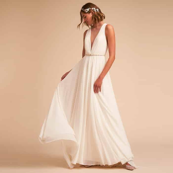 BHLDN Conrad Dress