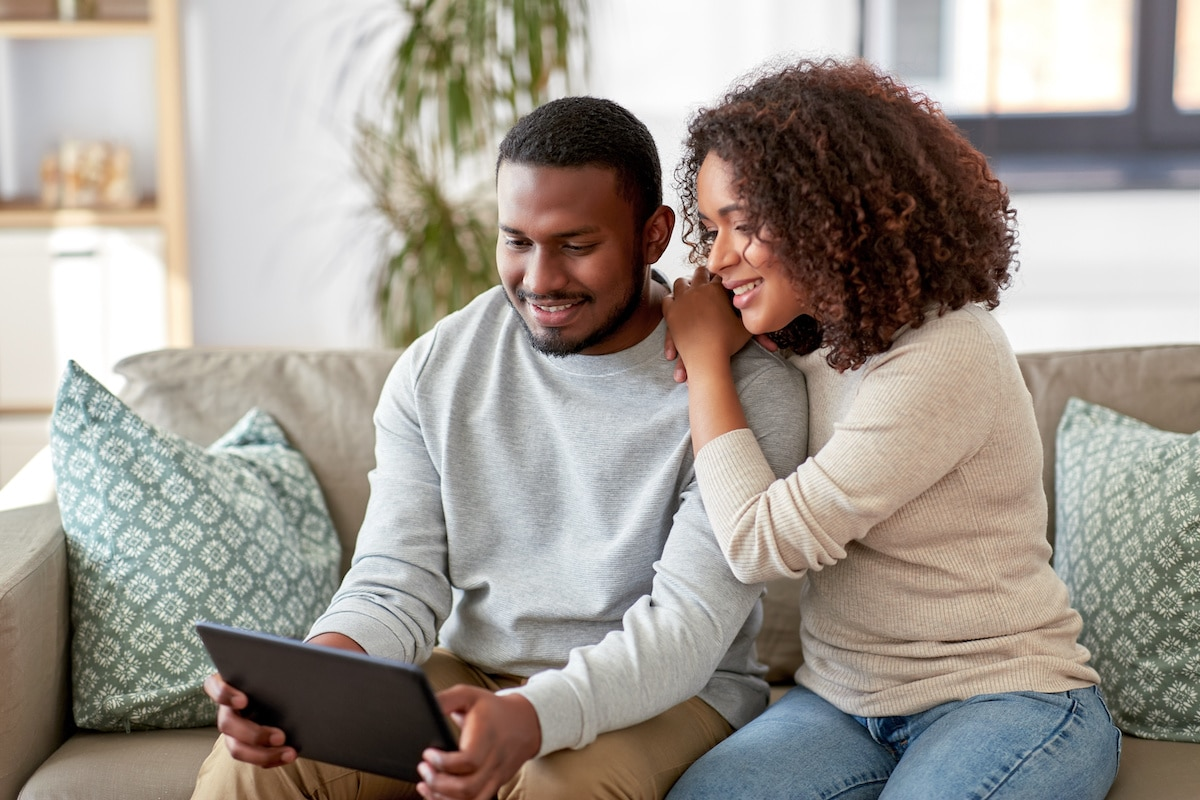 budgeting with your partner