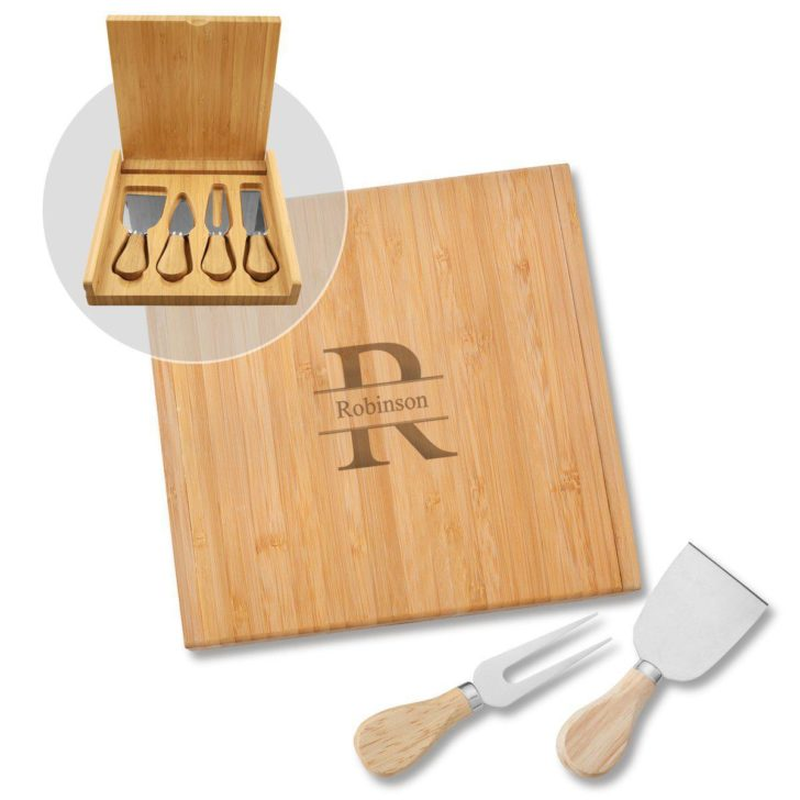 cheese knives - personalized gifts for couples