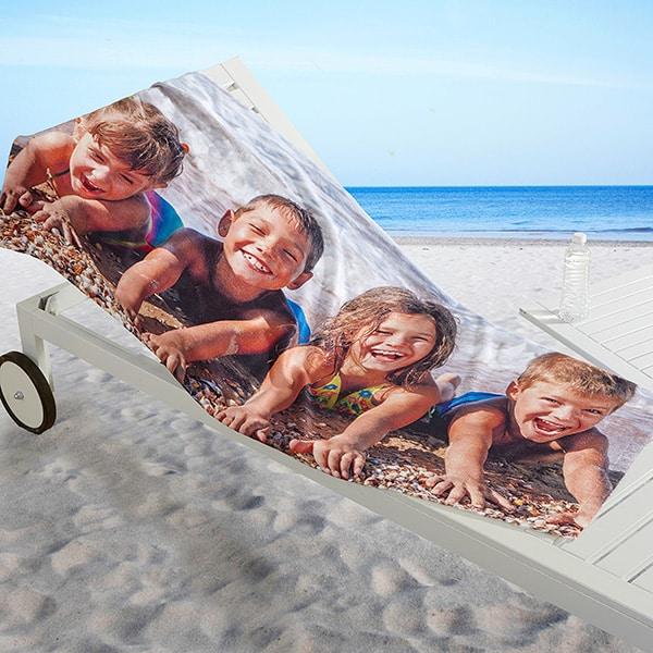 personalization mall custom printed photo towels