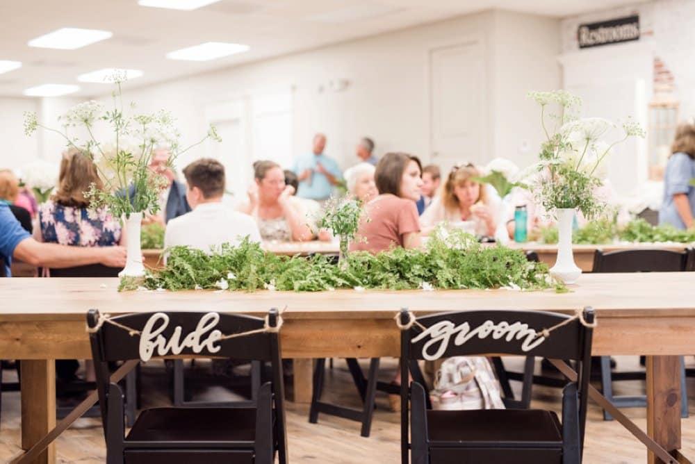 Swift Church Wedding in Alabama