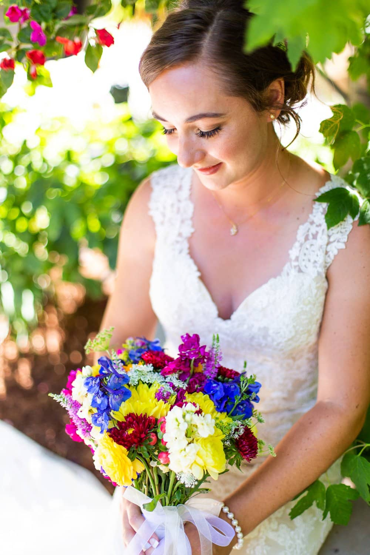 California Country Bride