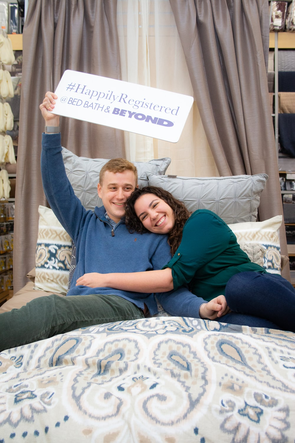 Create the Perfect Wedding Registry with Bed Bath & Beyond! #happilyregistered