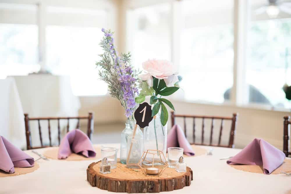 Lavender, Love, Laughter - CA Wedding