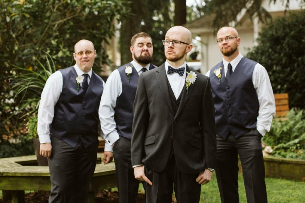 Simple and Sweet Wedding in Portland