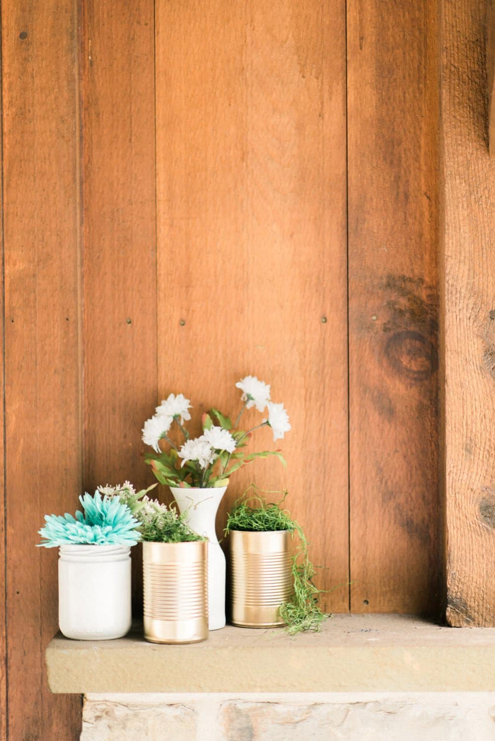Turquoise DIY Wedding