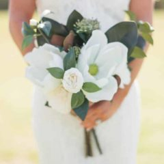 Something Borrowed Blooms - Shelbie Bridal Bouquet - Silk Flower Wedding Bouquet for Rent