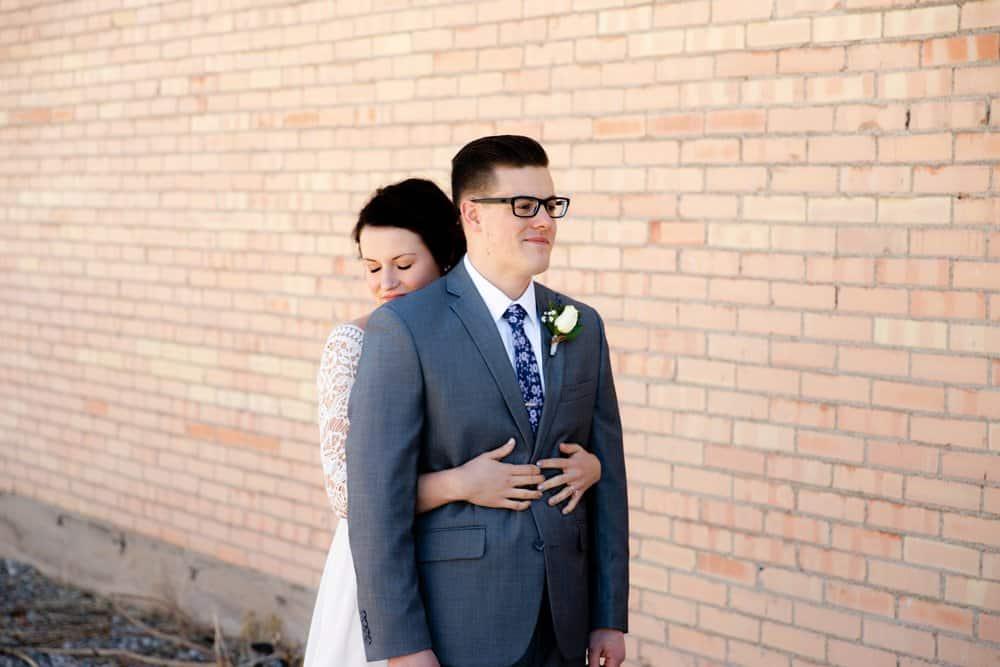 Eclectic Utah County Wedding