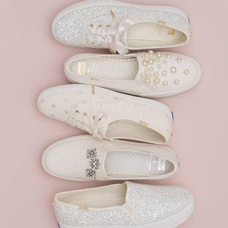 Glitter Embellished Keds