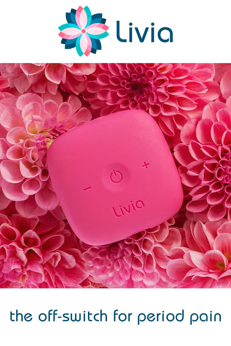 Livia - the off-switch for period pain