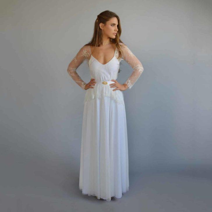 barzelai - etsy wedding dress