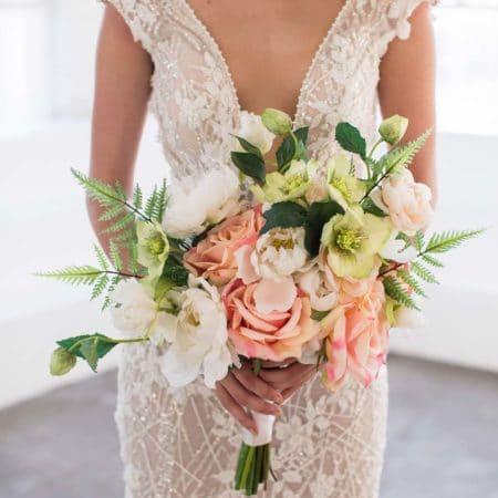Cameron Bridal Bouquet