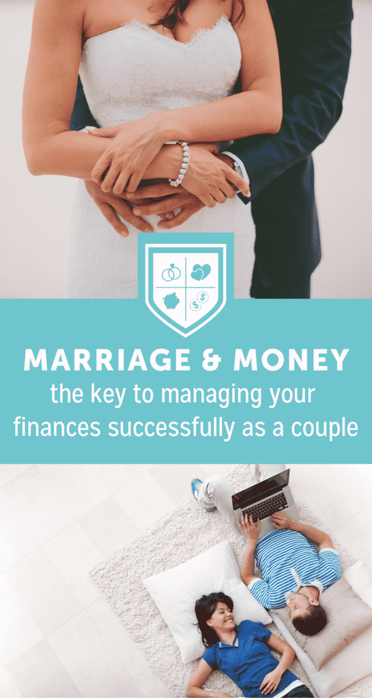 marriage and money the key to managing your finances successfully as a couple