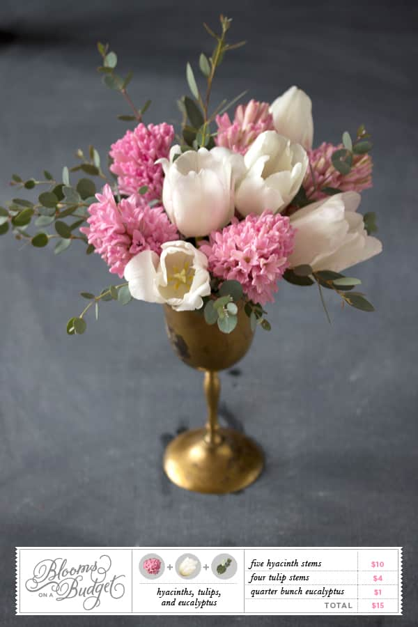 Blooms on a Budget #06 from Somewhere Splendid via Budget Savvy Bride.