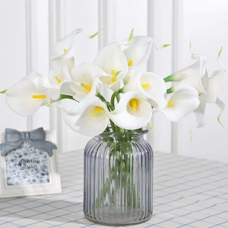 amazon wedding decor - calla lily