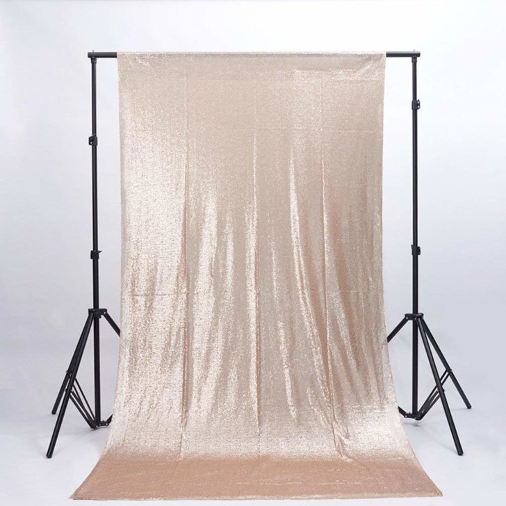 amazon wedding decor - sequin backdrop