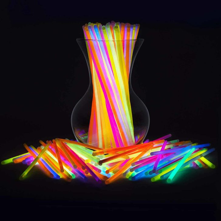 Amazon Wedding Decor - Glow Sticks