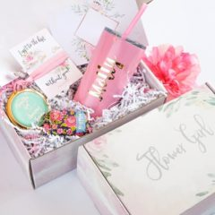 flower girl proposal box