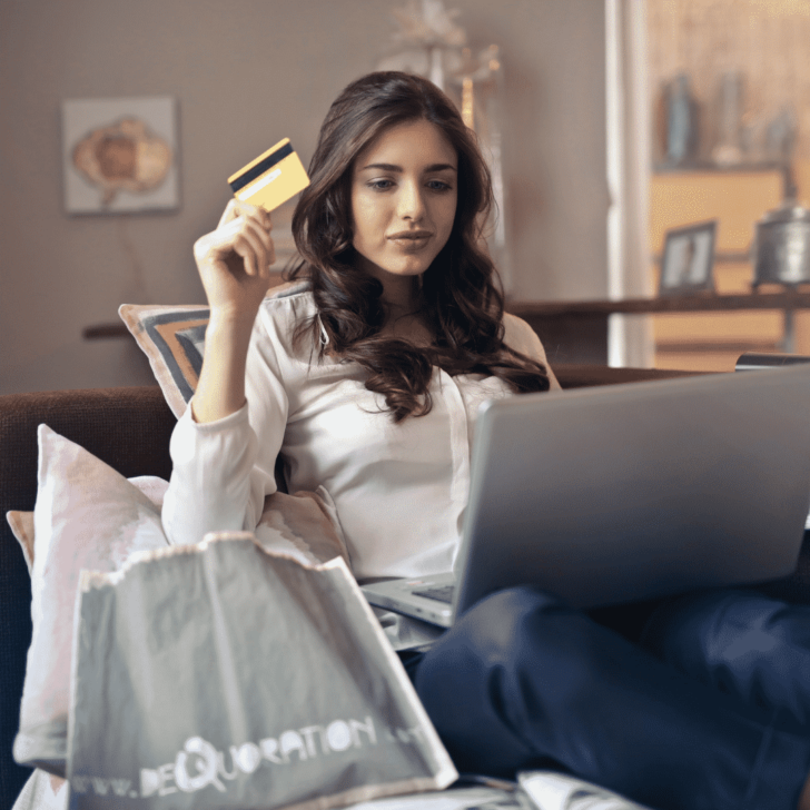 shop online with ebates