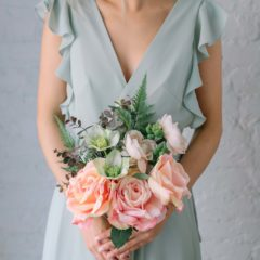 cameron bridesmaids bouquet