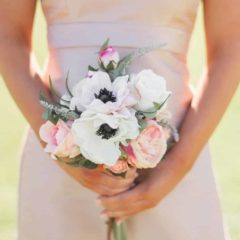 Charlotte Bridesmaid Bouquet