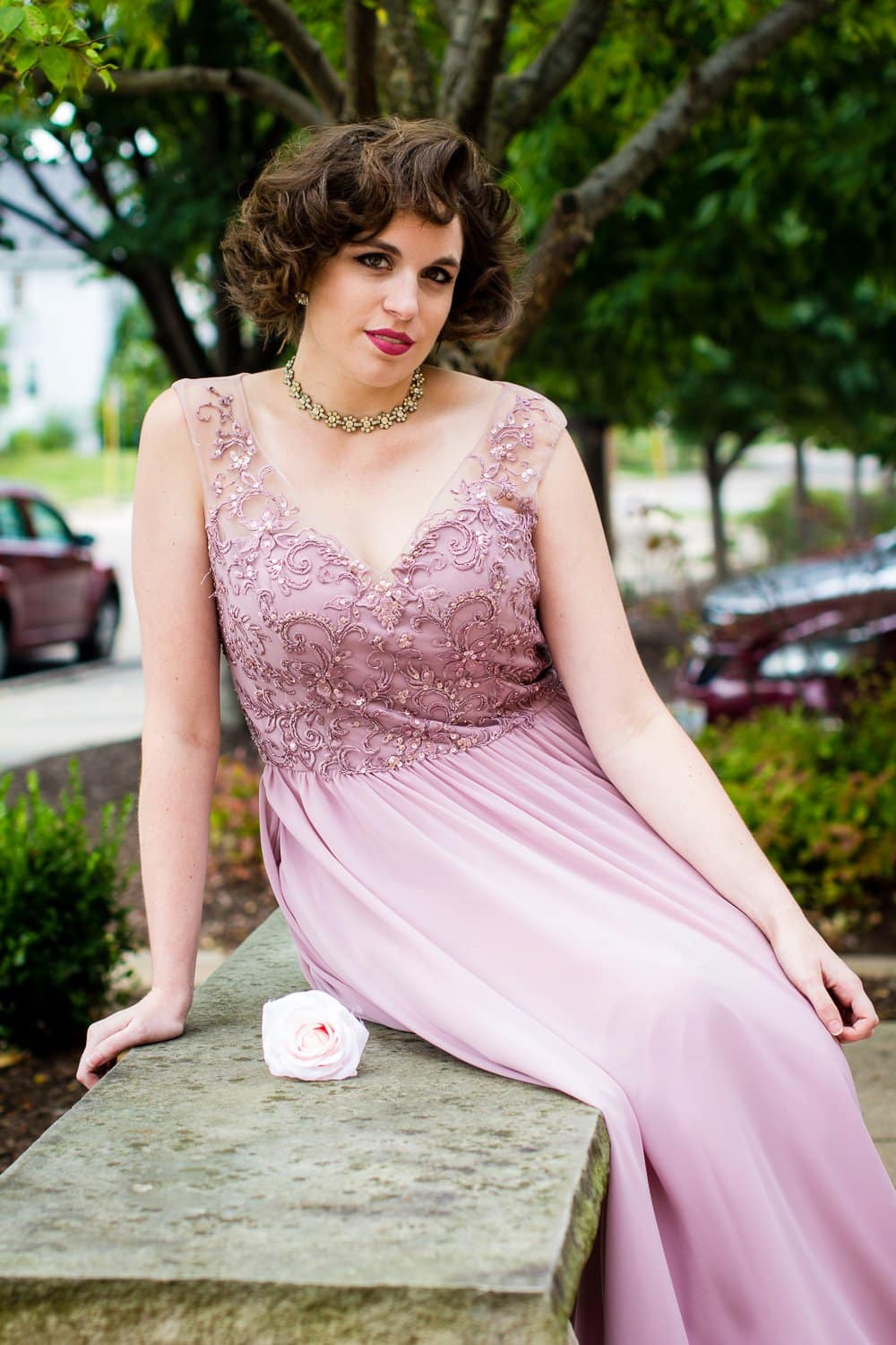 The Owl and the PussyCat Styled Bridal Shoot